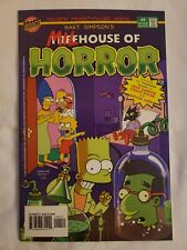 Bart Simpson's Treehouse of Horror #4 Bongo Comics NM 1998 Halloween Issue Rare