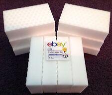 "10 PACK Magic Sponge Eraser Heavy Duty Extra Durable Power Pro 1"" Thick Foam"