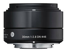 Sigma 30mm Focal Camera Lenses