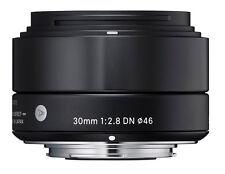 Sigma DN 30mm F/2.8 AF Lens (Black)