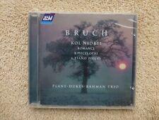 Bruch: Kol Nidrei (CD, Sep-2002, ASV)  NEW / SEALED