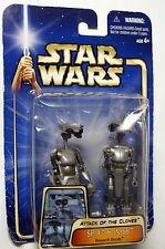 figurine STAR WARS SP-4 & JN-66  neuve