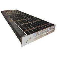 H W,1In DIRECT METALS 22125S100-B2 Bar Grating,Smooth,24In