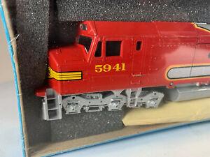 Athearn Blue Box HO EMD FP45 Santa Fe Warbonnet ATSF #5941 Dummy NIB ATH3635