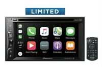 "Pioneer AVH-1550NEX 6.2"" DVD Player with Apple CarPlay, Alexa, & Bluetooth"