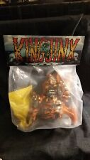 Paul Kaiju King Jinx Pumpkin Splice Sofubi NEW!
