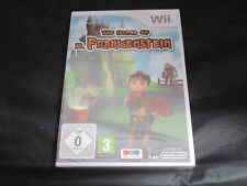 Nintendo Wii Game The Island of Dr Frankenstein Brand New Sealed