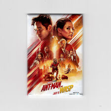 """ANT MAN & THE WASP / IN 3D - 2"""" X 3"""" POSTER MAGNET (avengers infinity war and)"""