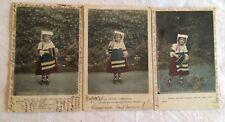 """cartes postales """" La petite Napolitaine """""""