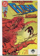 Flash #55 NM War Of The Gods  DC Comics CBX2D