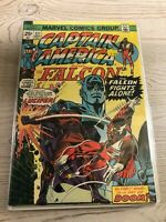 Marvel CAPTAIN AMERICA AND THE FALCON #177 -FN+ Sept 1974 Vintage Comic Book