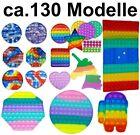 XL Push it Pop up Bubble Fidget Toy Beruhigung Antistress Regenbogen Würfelspiel <br/> 🇩🇪ab2,99€🇩🇪BLITZVERSAND✔️XXL AUSWAHL 130 Modelle