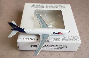 AeroClassics A300-600 FedEx Express N692FE in 1:400