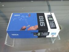 Vintage Old School Nokia 918 Cell Phone - in BOX!!!!