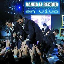 Banda El Recodo de Don Cruz Lizaraga En Vivo CD New