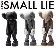 Kaws SMALL LIE SET OF 3 VINYL FIGURE LIMITED EDITION Medicom Toys Banksy Obey