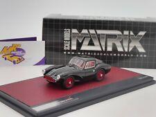 """Matrix 40108-072 # Aston Martin DB3 S FHS Coupe Baujahr 1956 """" schwarz """" 1:43"""