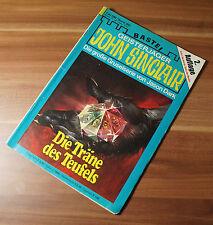 John Sinclair Geisterjäger Gruselromanheft Bastei 2. Auflage Band 356