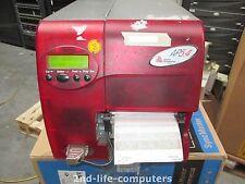 Avery AP 5.4 Direct Thermal Transfer Label Printer USB NETWORK REWINDER 8489 M