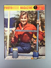 R&L Vintage Mag: Photo Guide Magazine September 1958 Portraits/Pin Up Glamour