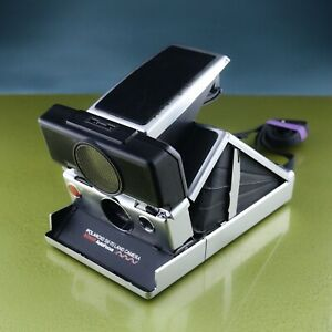untested Polaroid SX-70 model 2 autofocus SONAR lens, Land camera sx 70 II ☆☆☆