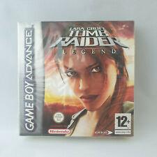Nintendo Gameboy Advance GBA SP - Tomb Raider Legend NEW SEALED