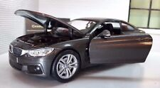 1:24 Scale BMW M4 4 Series F32 3.0 Very Detailed New Ray Diecast Model Car