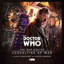 Doctor Who The War Doctor 4: Casualties of War Audio Cd's