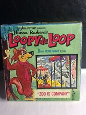 Vintage Hannah Barberas Loopy De Loop Cartoon Super8 Movie Reel