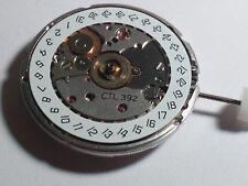 ETA 2824.2 movement Cartier 020.06 Automatic, 25 Jewels, date at 4 o'clock