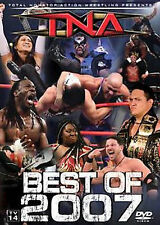 TNA Wrestling - Best of TNA 2007 (DVD, 2008)