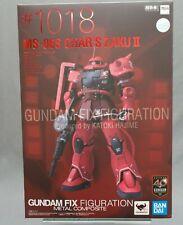 GUNDAM FIX FIGURATION METAL COMPOSITE MS-06S Char's Zaku II Bandai Spirits NEW