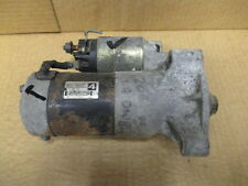 PEUGEOT 206 1.9 DIESEL DW8 STARTER MOTOR PART FROM 2000 YEAR CAR