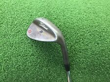 NICE Titleist Golf 2009 Spin Milled VOKEY 52* GAP WEDGE Oil Can Right RH Steel