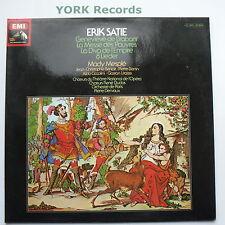 1C 065-12 804 - SATIE - Genevieve de Brabant / Le Messe des Pouves -Ex LP Record