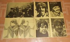 The Beatles Sidewalk Skippers Summer Blonde Clairol 1968 Poster RARE 31x20