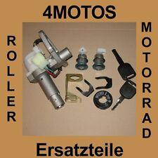 Schlosssatz Schloß Set Zündschloss 4polig für AGM Fighter 125 One Bj.11-15