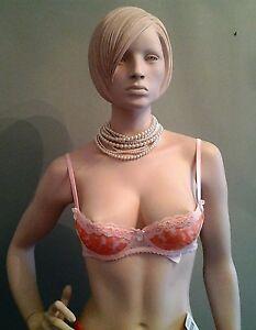 Mimi Holliday includes pure silk bra stunning Designer