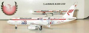 Phoenix 1:400  Martinair  Airlines  A320-200  #PH-MPE -  10174