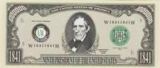 Bankbiljet billet Amerikaanse presidenten - 09 - William H. Harrison 1841/1841