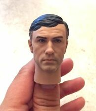 1/6 Scale Movie Inglourious Basterds Hans Landa Head Christoph Waltz Sculpt