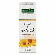 NEW 100% natural Arnica tincture 30 ml Plant Extract joint relax Pain muscles