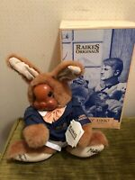 Robert Raikes Uncle Vincent Easter Bunny Rabbit w Box 1990