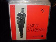 """CHICO HAMILTON quintet ( jazz ) 7""""/45 picture sleeve ep"""