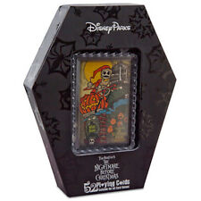 Disney Parks Nightmare Before Christmas Jack Skellington Deck 52 Playing Cards