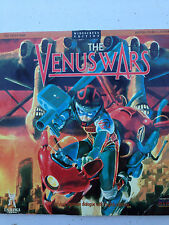 THE VENUS WARS LD LaserDisc NTSC Widescreen Edition Japanese w/English Subtitles