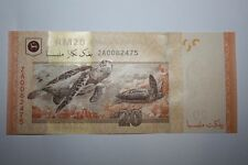 (PL) RM 20 ZA 0082475 UNC 2 ZERO LOW NUMBER 2012 MALAYSIA ZETI REPLACEMENT NOTE