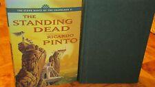 The STANDING DEAD - Ricardo Pinto #2  Stone Dance Chameleon  1st US HbDj in MELB