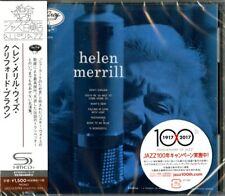 HELEN MERRILL-HELEN MERRILL WITH CLIFFORD BROWN-JAPAN SHM-CD C94