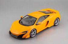 McLaren 675LT orange 1:18 Kyosho C09541P